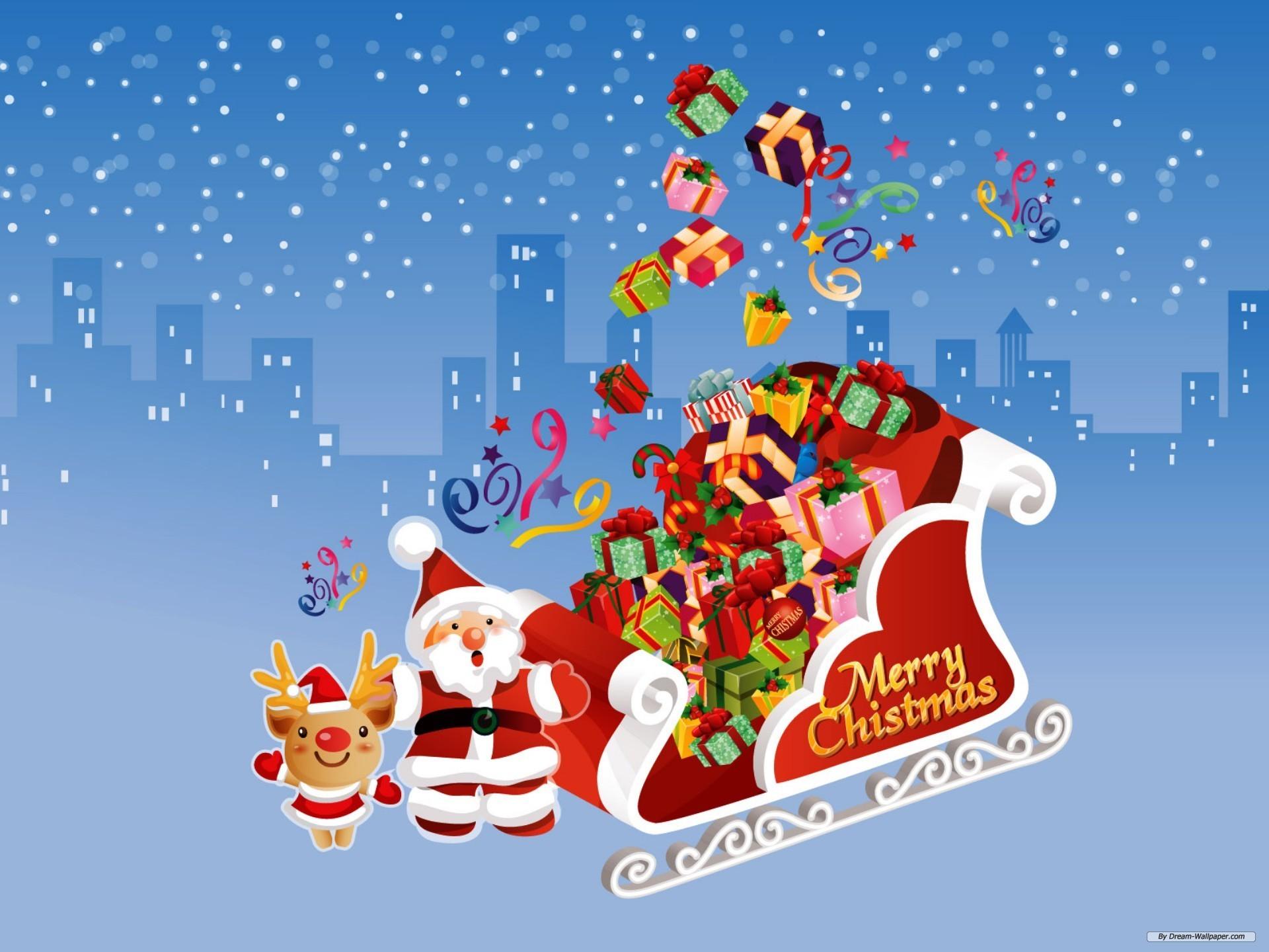 Holiday Wallpaper Christmas Theme 4 Wallpaper 1920x1440 Cute Merry Christmas Animated 1920x1440 Wallpaper Teahub Io