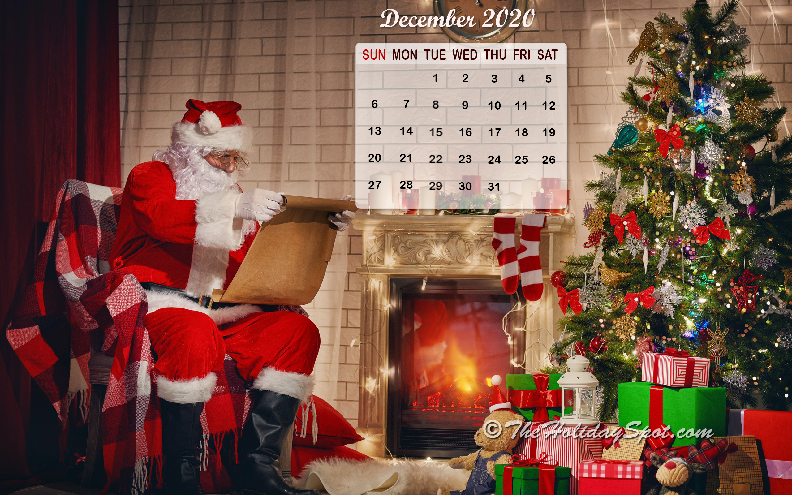 197 1972357 december calendar wallpaper 2020 with christmas theme december