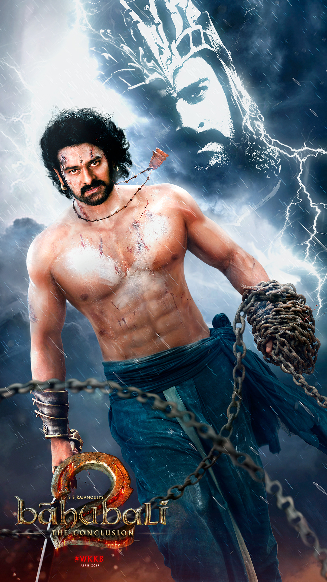 Bahubali 2 Movie Posters - HD Wallpaper