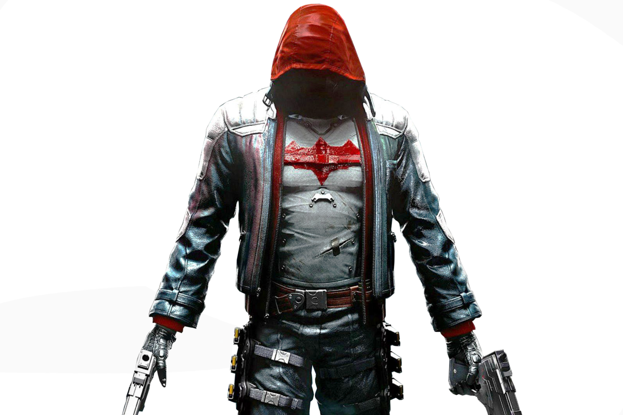 Injustice 2 Red Hood Costumes - HD Wallpaper