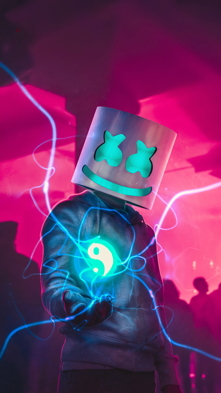 300 Cool Iphone Wallpapers Hd Download For Apple Iphone Marshmello Wallpaper 4k 720x1280 Wallpaper Teahub Io