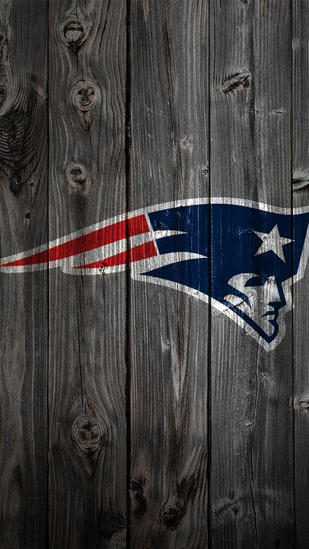 New England Patriots Iphone 8 Wallpaper With High-resolution - New England Patriots Wood - HD Wallpaper