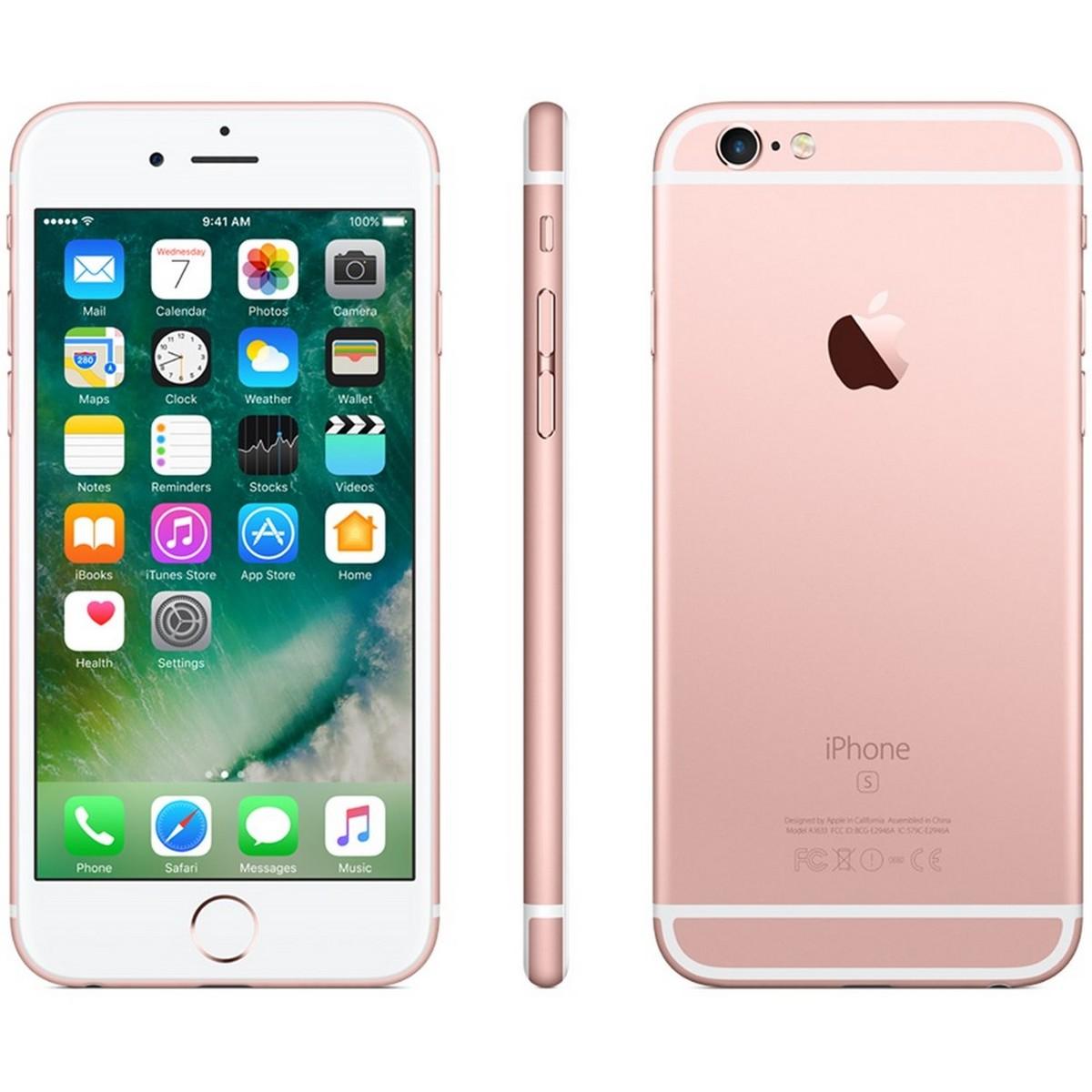 Apple Iphone 6s Plus 32gb Rose Gold - Iphone 6s Plus 32 Gb Rose Gold - HD Wallpaper