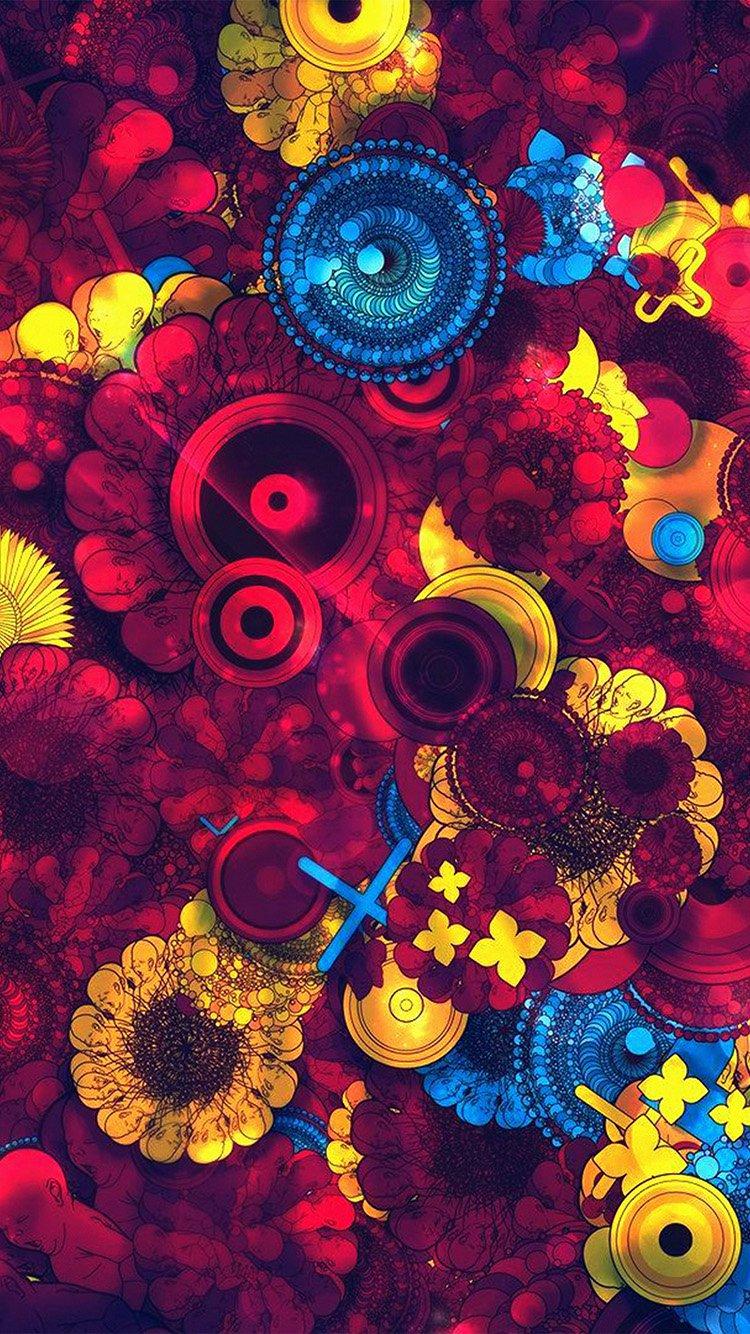 Iphone Wallpaper Hd Yellow Color - HD Wallpaper