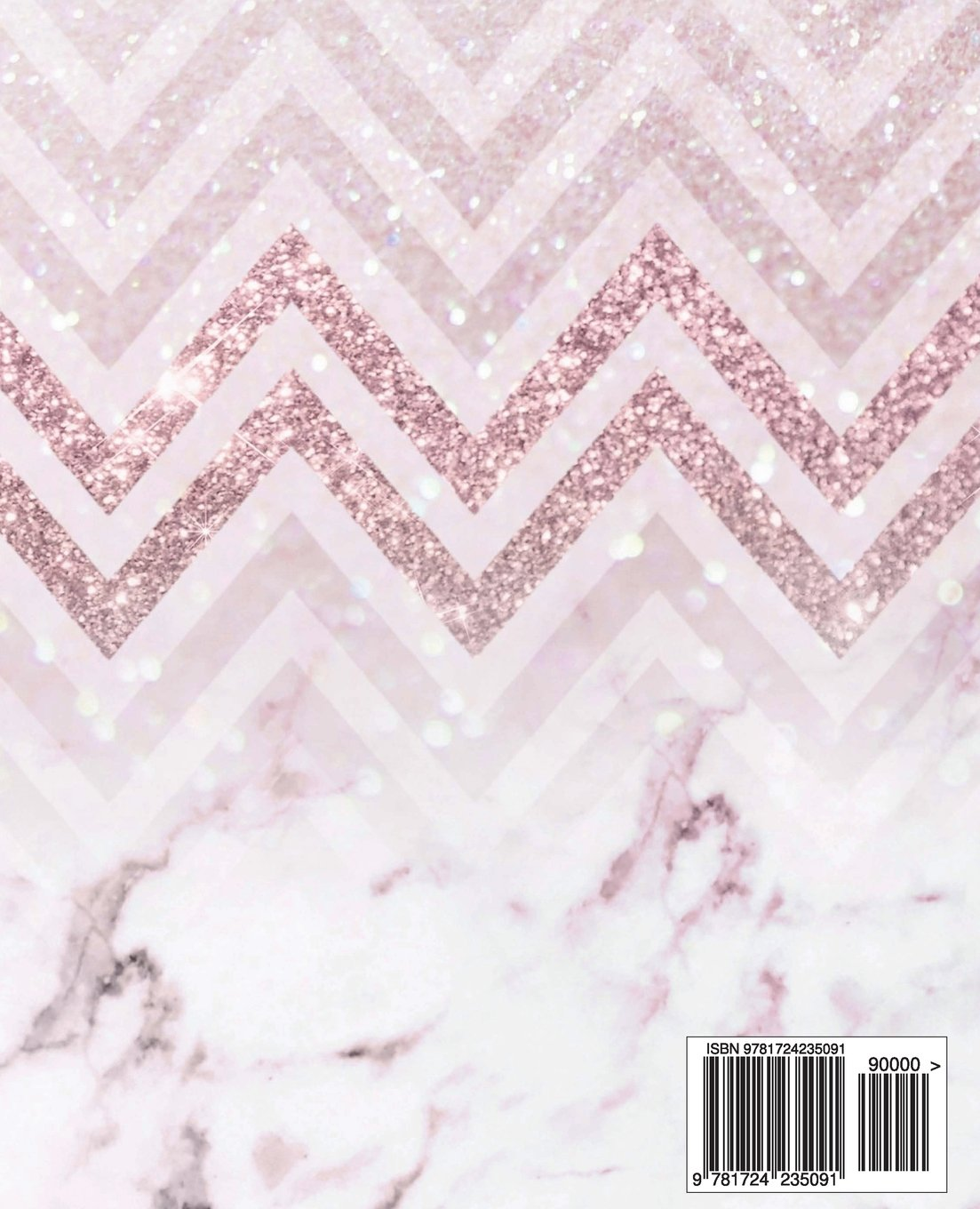 Composition Notebook Rose Gold Marble Chevron College 1103x1360 Wallpaper Teahub Io