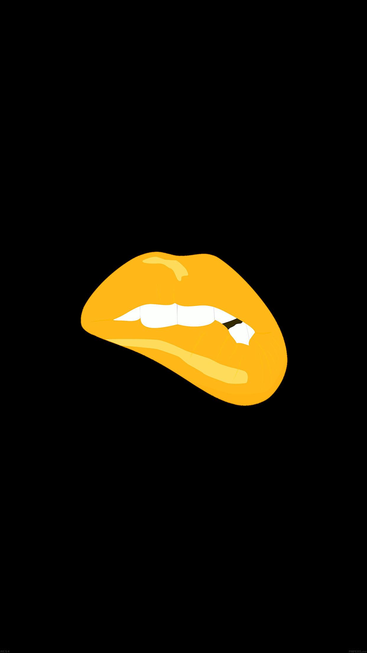 Black And Yellow Wallpaper Phone 1242x2208 Wallpaper Teahub Io