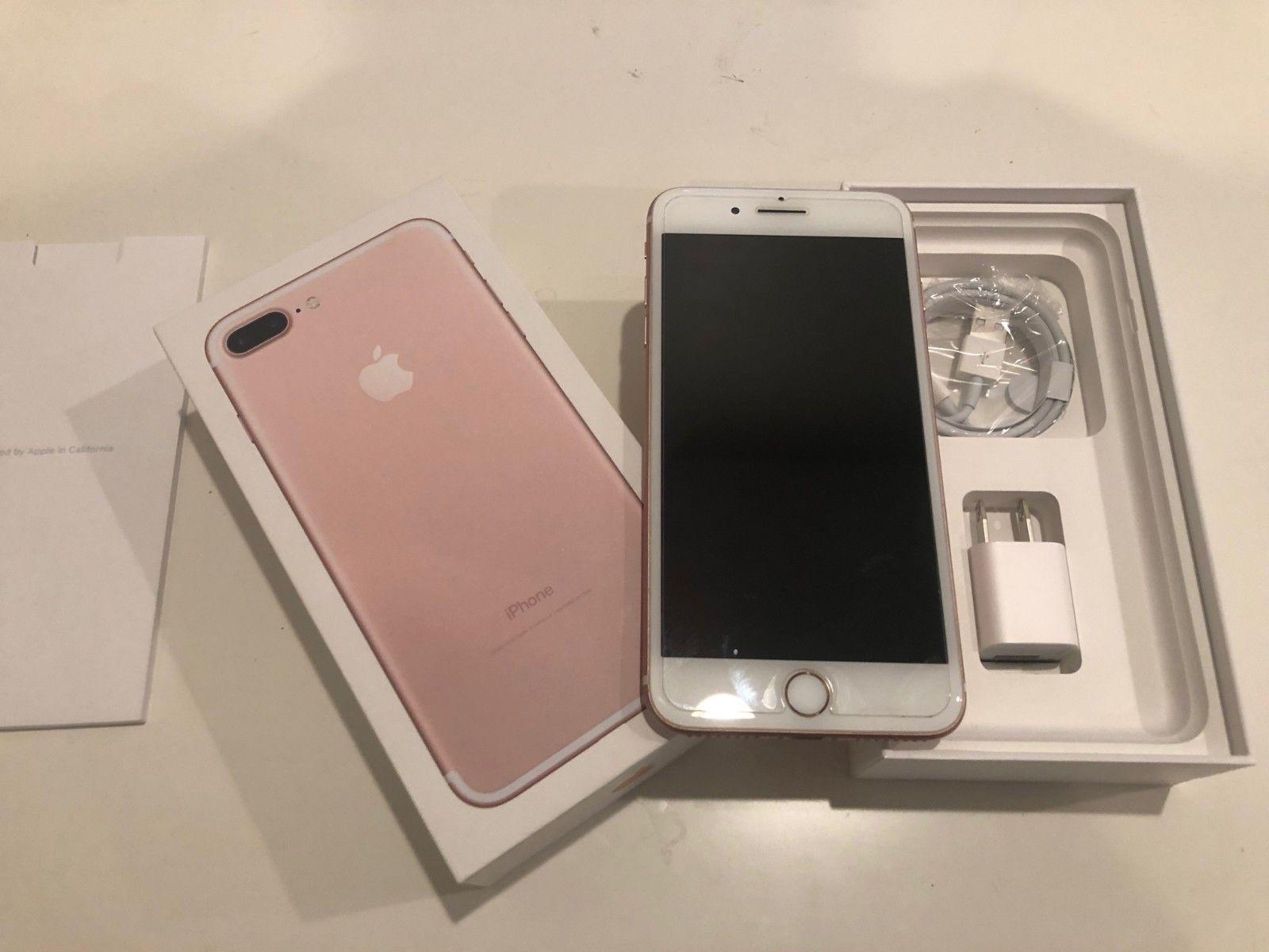 Apple Iphone 7 Plus - Iphone 7 Plus 128g Rose Gold - HD Wallpaper