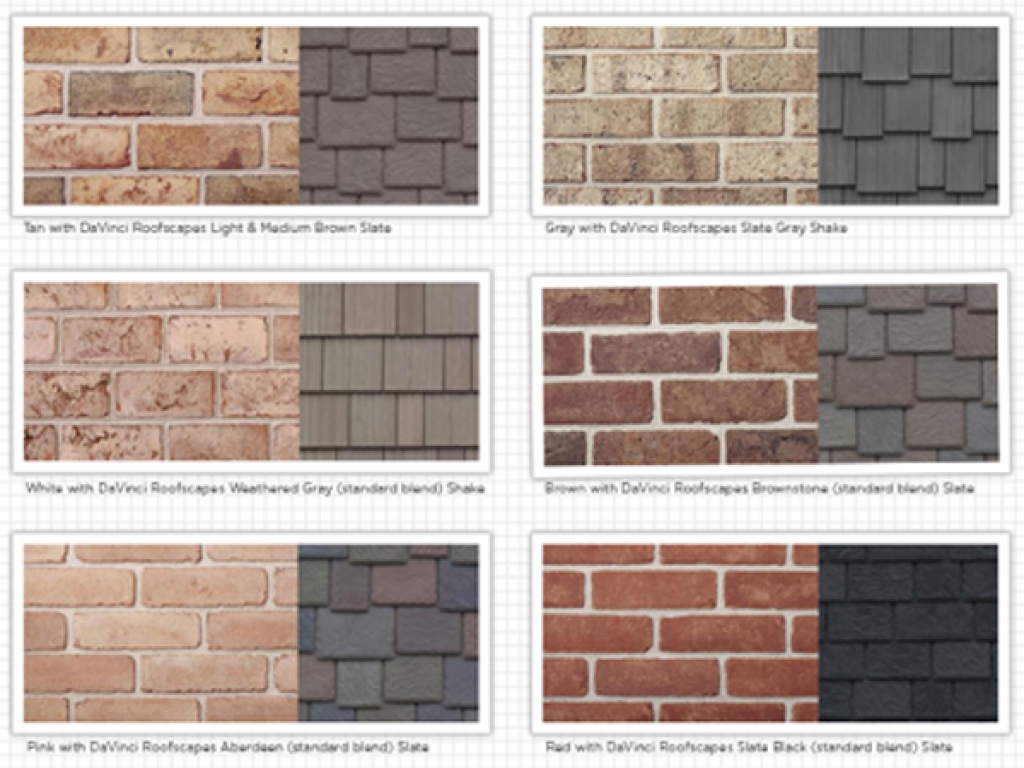 Exterior Paint Colors Brick Photo - Exterior Paint Colors With Brick - HD Wallpaper