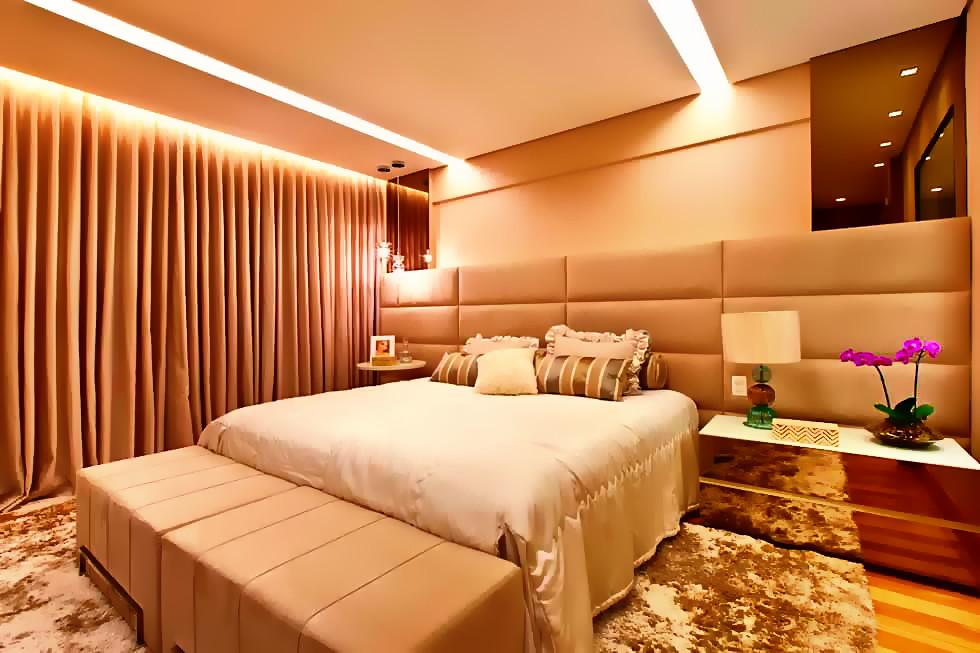 Modern False Ceiling Designs For Master Bedroom - HD Wallpaper