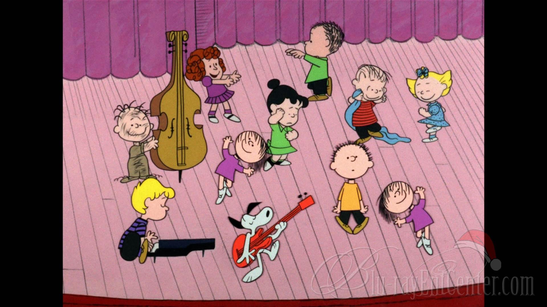 Charlie Brown Christmas Wallpaper Iphone - HD Wallpaper