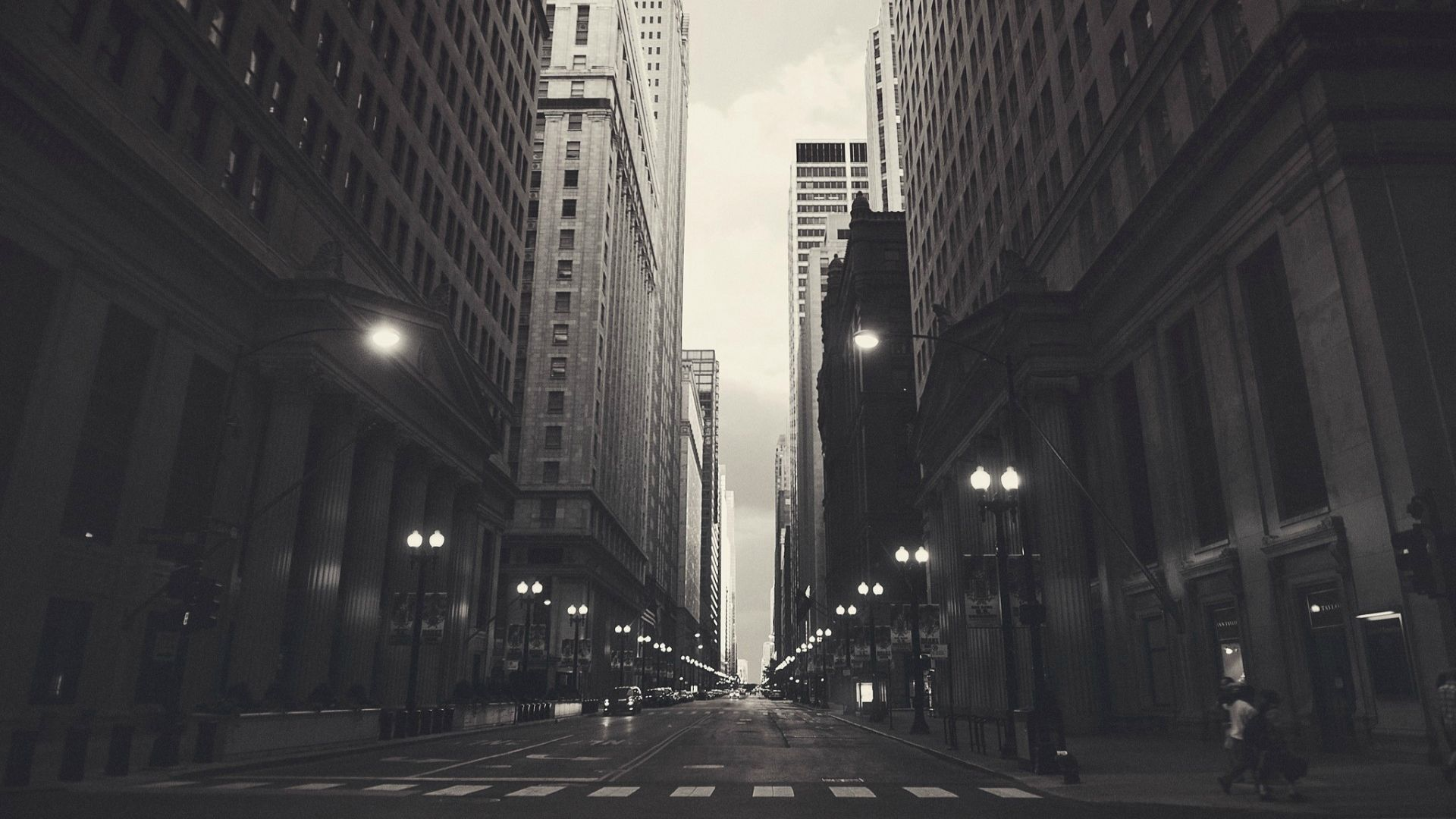65 Hd City Wallpapers Lasalle Street Station 1920x1080 Wallpaper Teahub Io