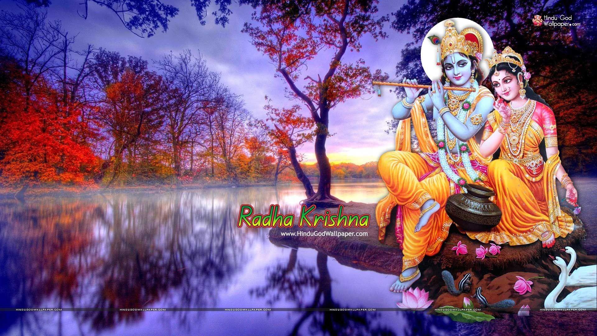 Krishna Hd Wallpapers 1080p   Data-src - Radhe Krishna Wallpaper Download Hd - HD Wallpaper