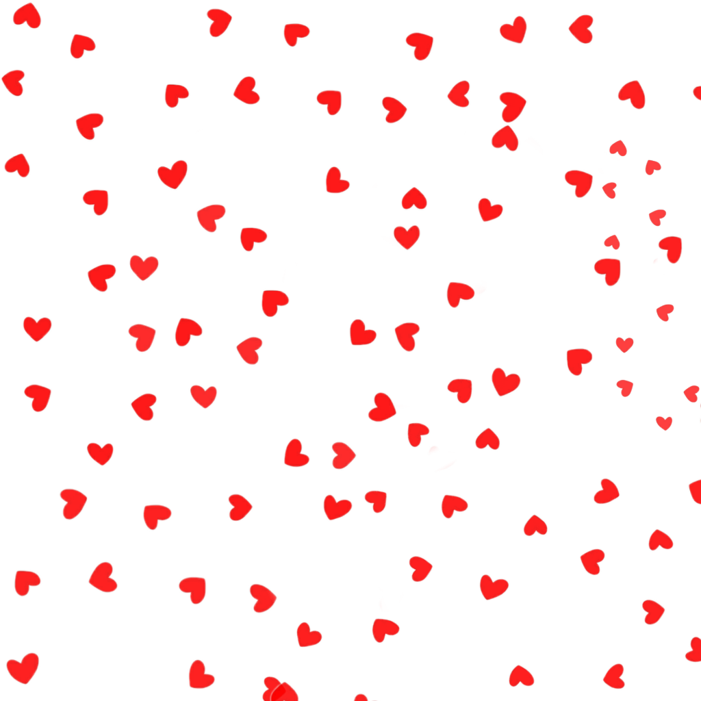 Heart Wallpaper Background Pink Red Small Big Cute Small Hearts Transparent 1024x1024 Wallpaper Teahub Io