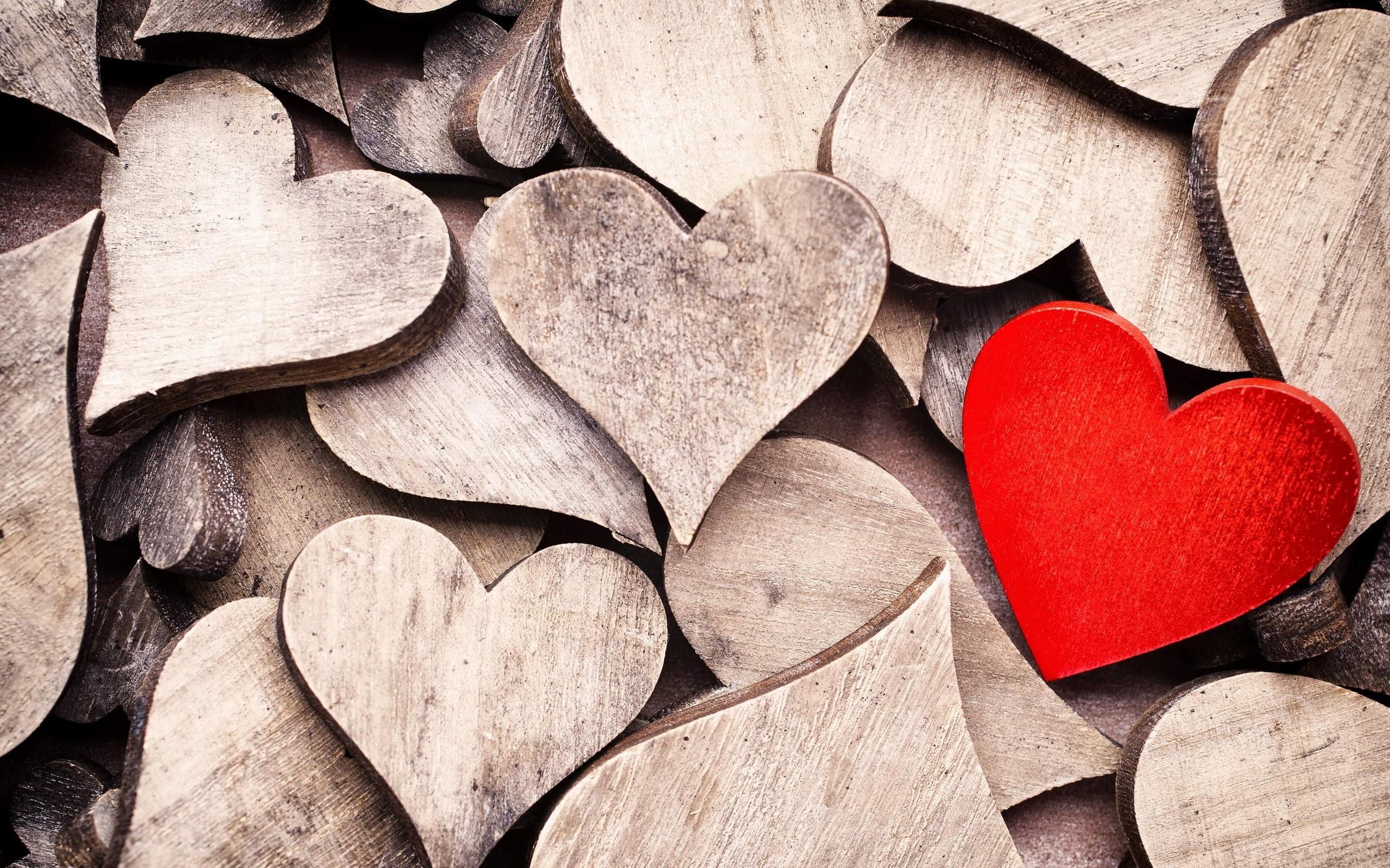 2560x1600, 4k Wallpaper, Hearts Wallpaper, Little Hearts, - Talk To The Heart - HD Wallpaper