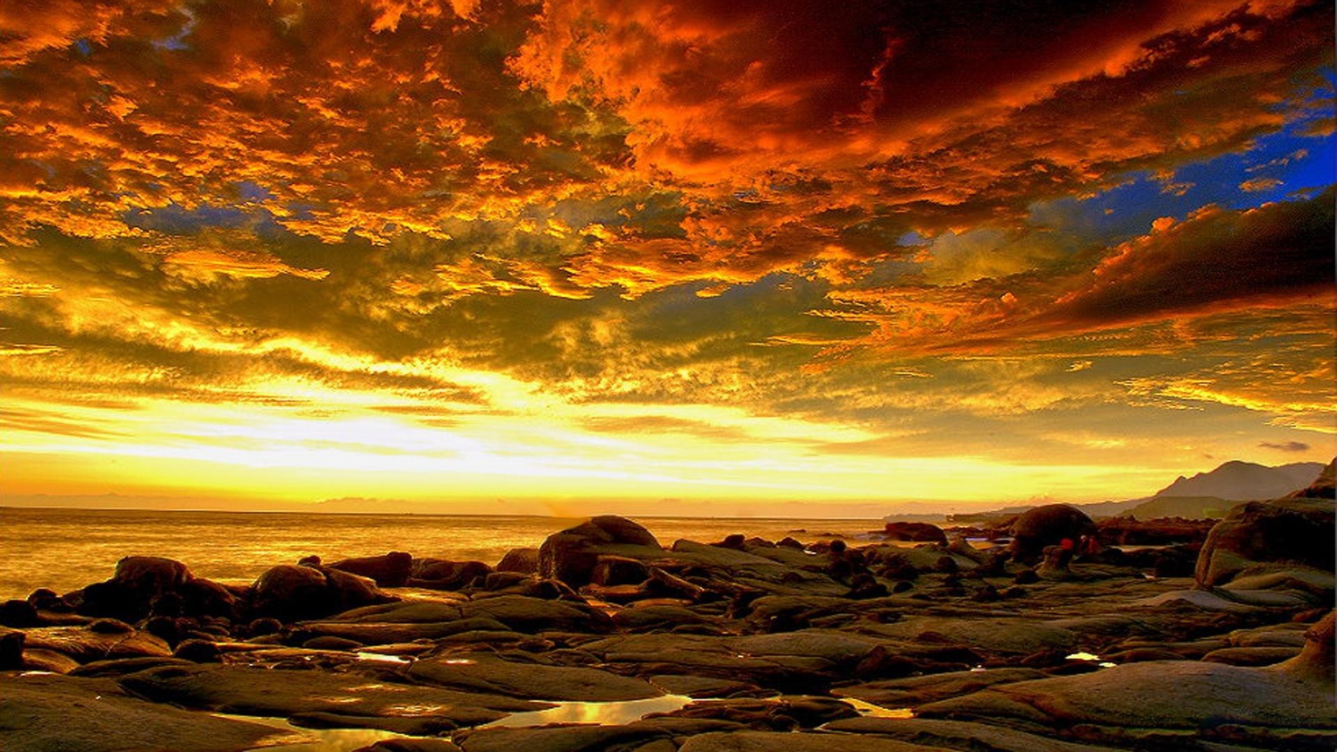 Beautiful Sky Backgrounds Hd 1920x1080 Wallpaper Teahub Io