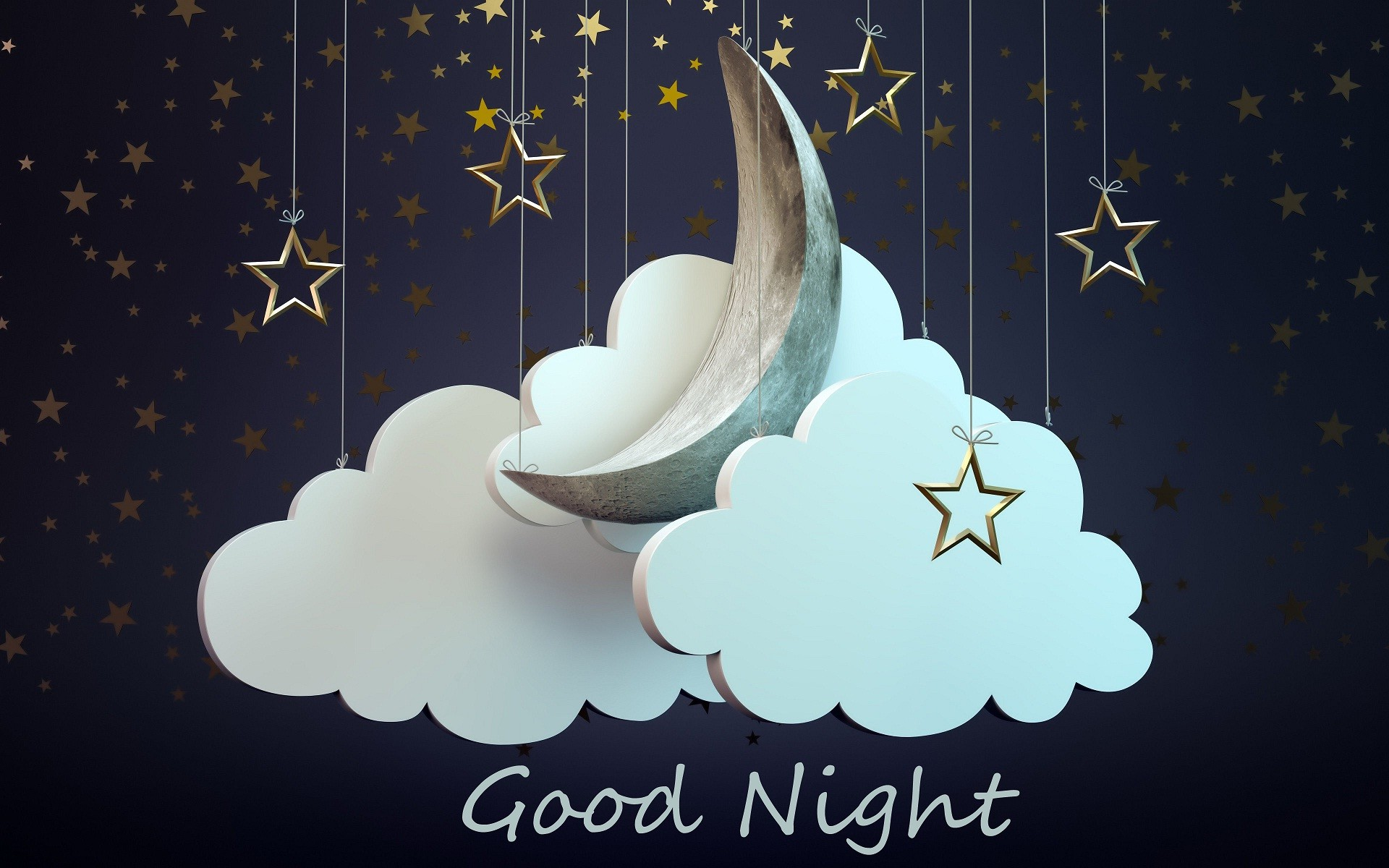 Src Good Night Wallpapers For 4k   Data Id - Friend Good Night Quotes - HD Wallpaper