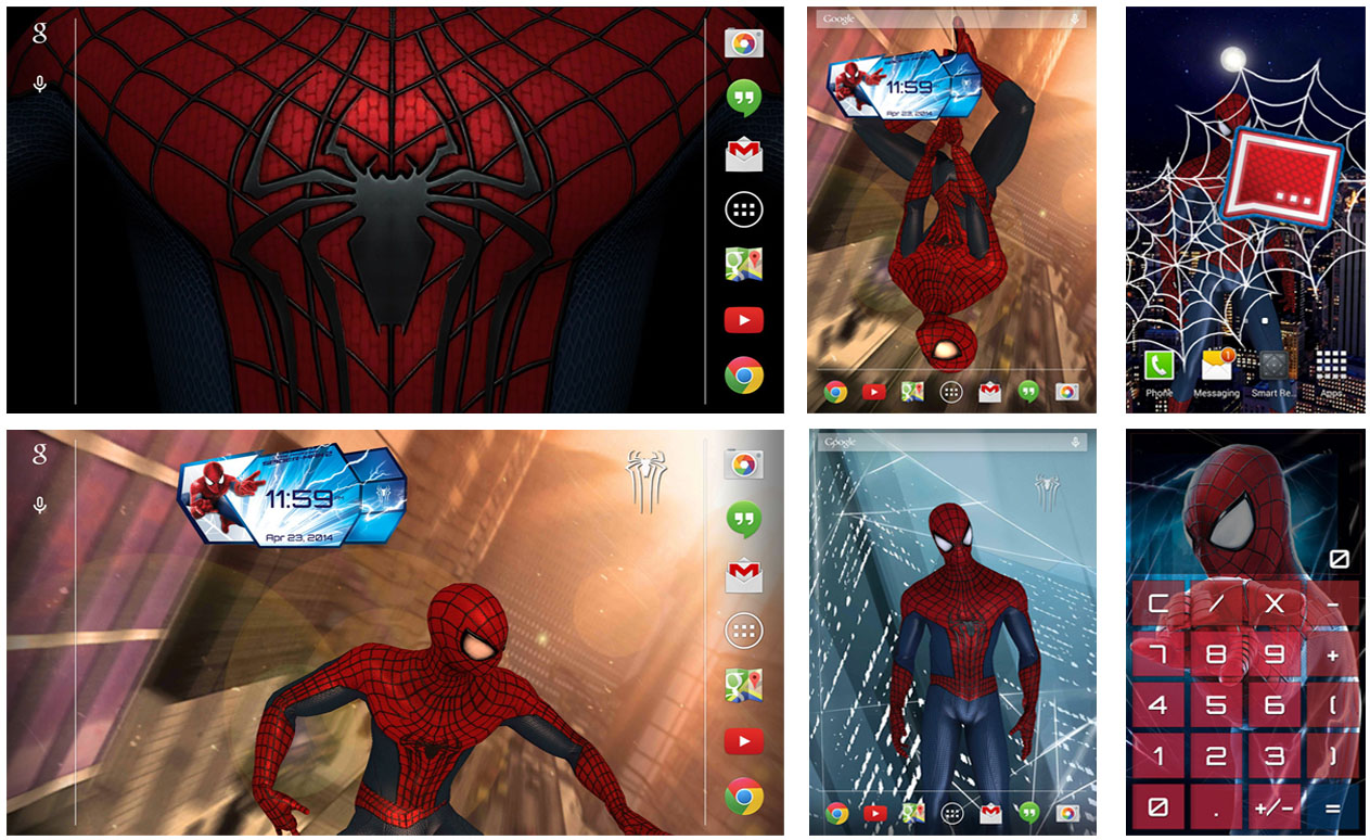 Download Amazing Spiderman 2 - Spider Man Live Wallpaper App - HD Wallpaper