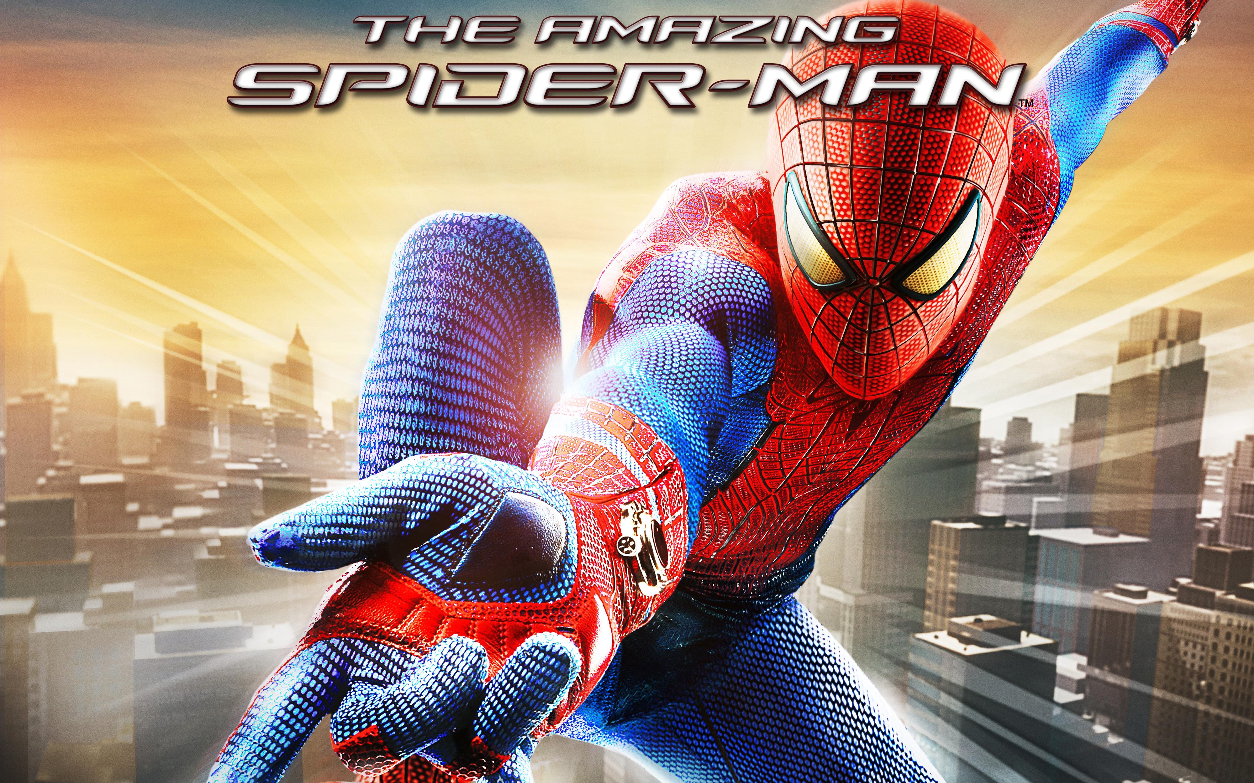 The Amazing Spider-man Hd Wallpaper Hd - Amazing Spider Man Game - HD Wallpaper