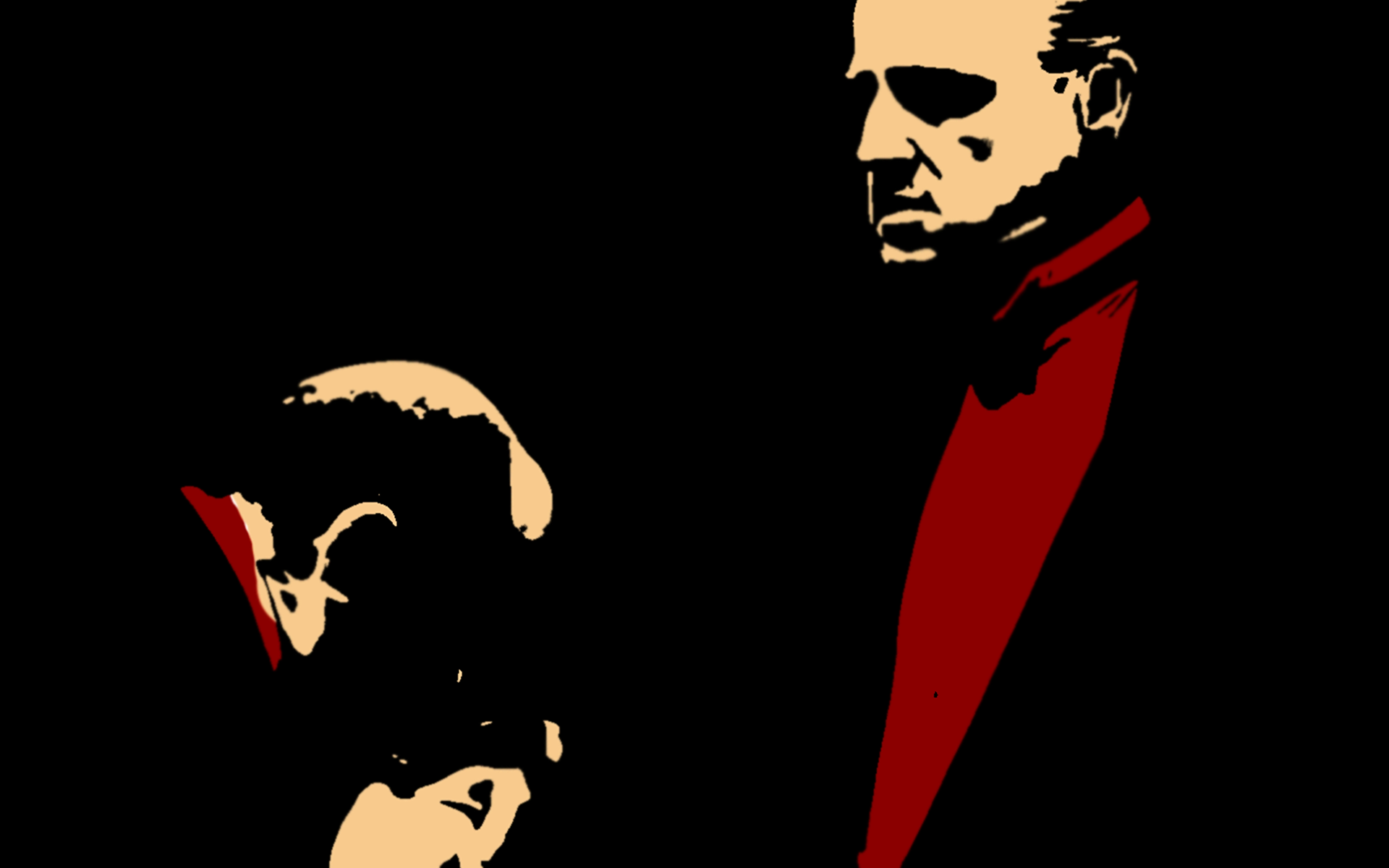 God Father Wallpapers Group   Data-src /full/1445373 - Godfather Background - HD Wallpaper