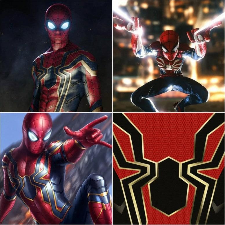 Spider Man Wallpaper Endgame - HD Wallpaper