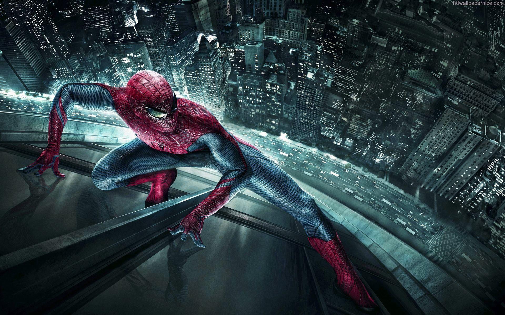Spiderman Full Hd Wallpaper - Spiderman Imagenes De Full Hd - HD Wallpaper