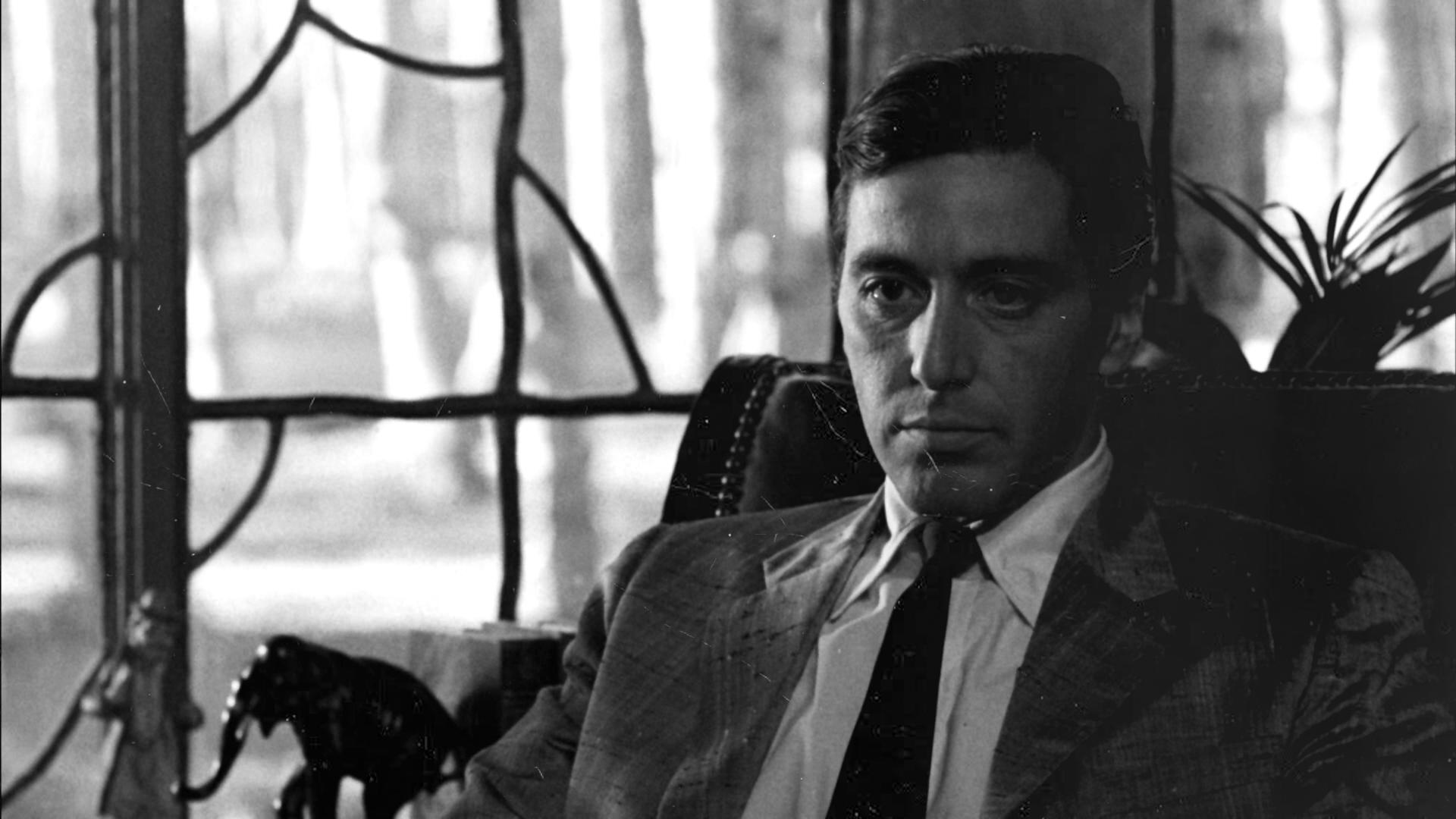 Michael Corleone - HD Wallpaper