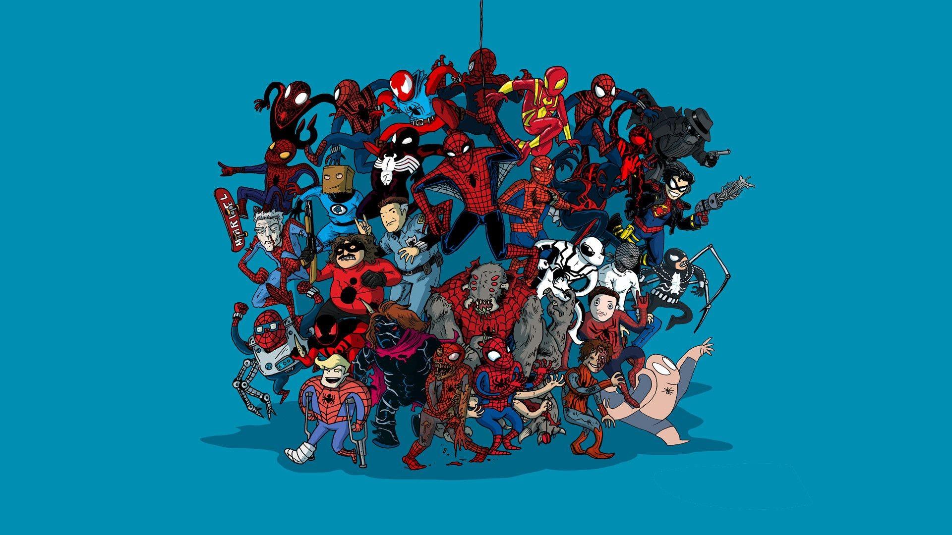 Spider Man Wallpapers Spiderman Wallpaper Hd 1080p - Desktop Spiderman Wallpaper Hd - HD Wallpaper