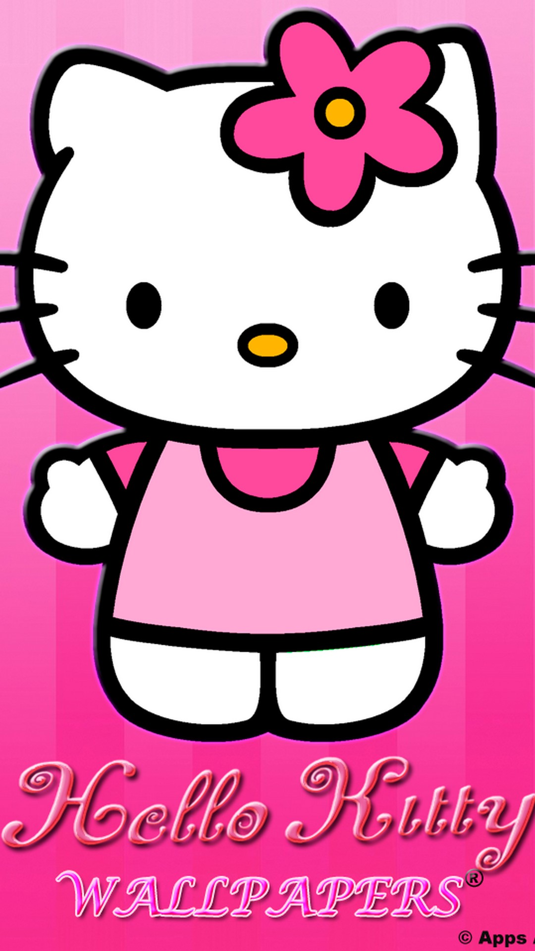 Iphone Wallpaper Hd Hello Kitty With ...