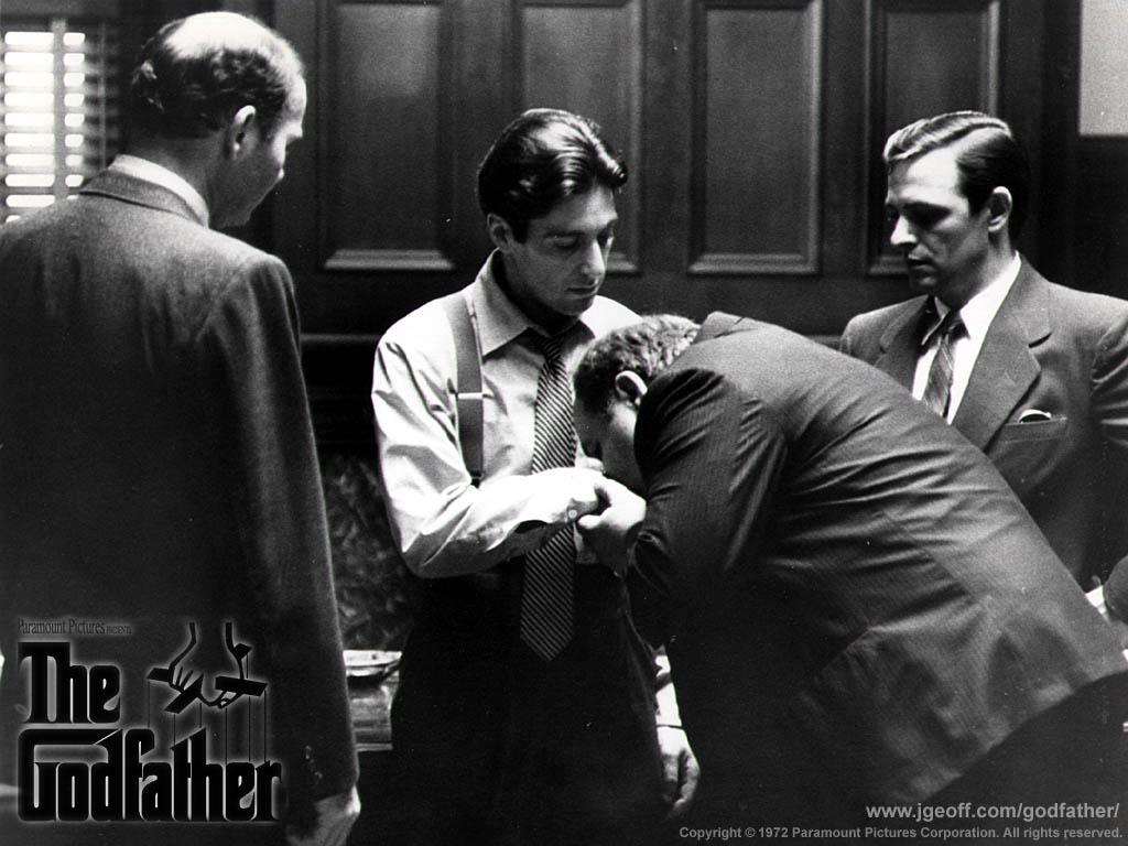 Michael Corleone Wallpaper Hd - HD Wallpaper