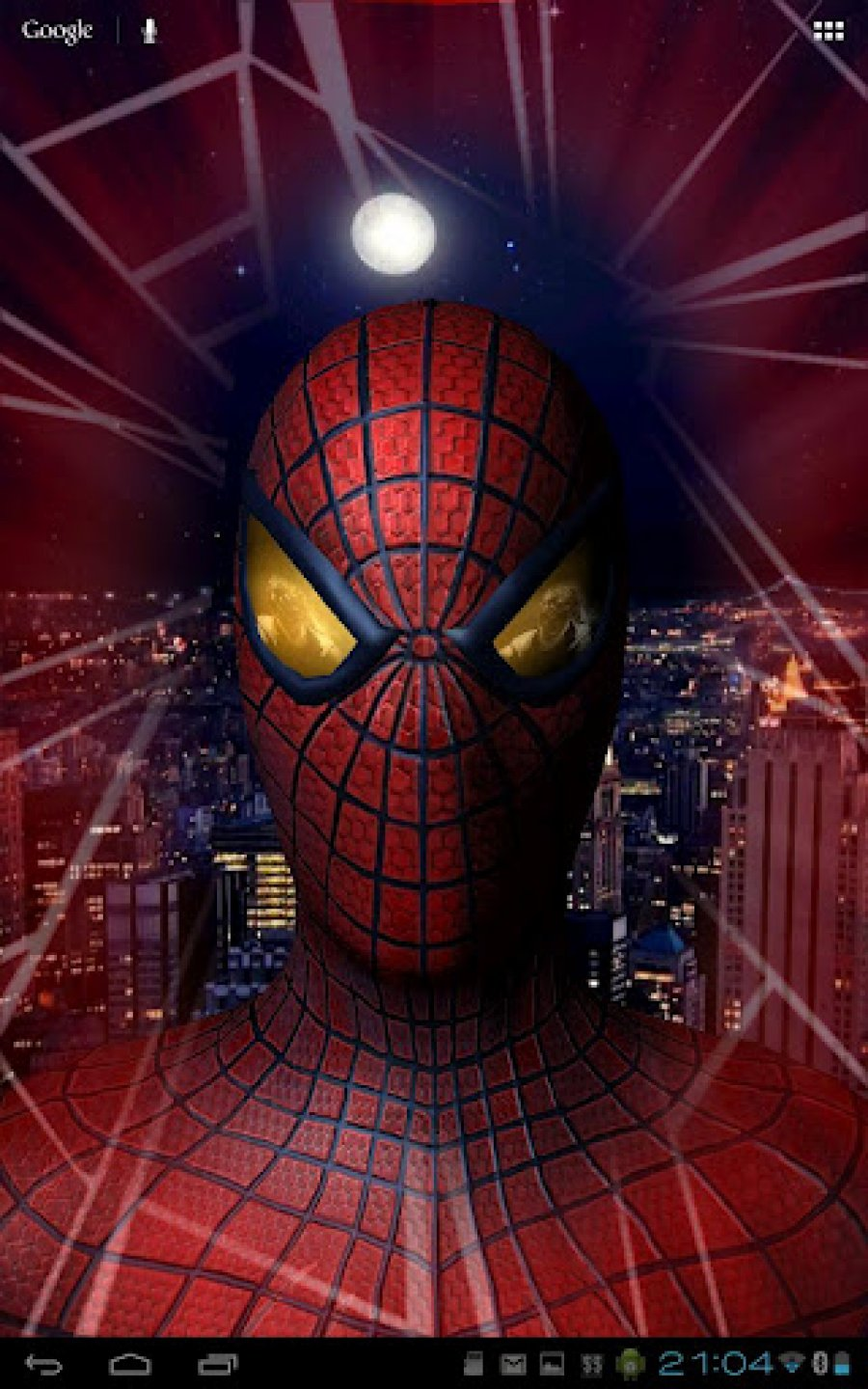 The Amazing Spider Man 2 Live Wallpaper - Spiderman Wallpaper 3d Android - HD Wallpaper
