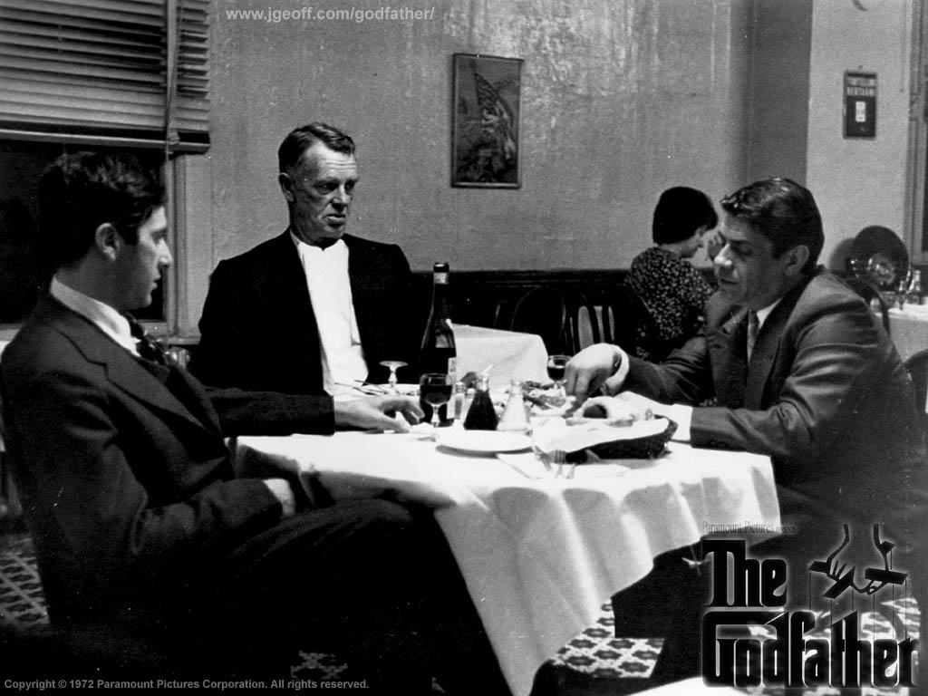 Godfather Al Lettieri - HD Wallpaper