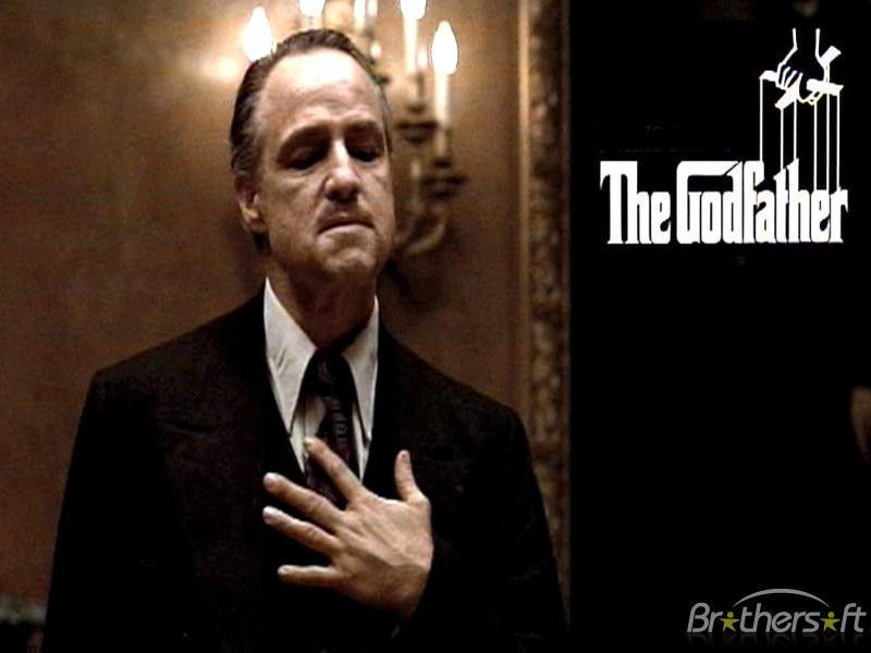 Download Free The Godfather Wallpaper, The Godfather - Godfather Iphone 7 Wallpper - HD Wallpaper