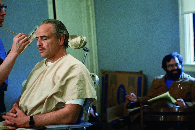 Free Download The Godfather Wallpaper Id - Marlon Brando Harrison Ford - HD Wallpaper