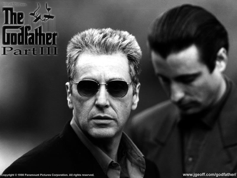 Godfather 3 - HD Wallpaper