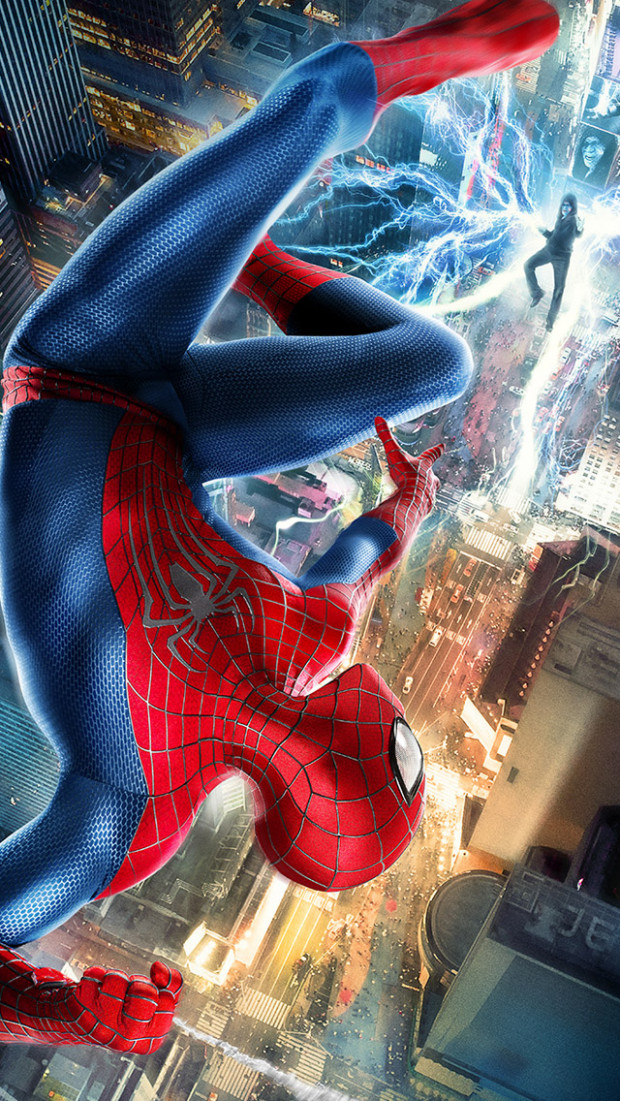 The Amazing Spider-man 2 Wallpapers [hd] & Facebook - Iphone The Amazing Spider Man 2 - HD Wallpaper