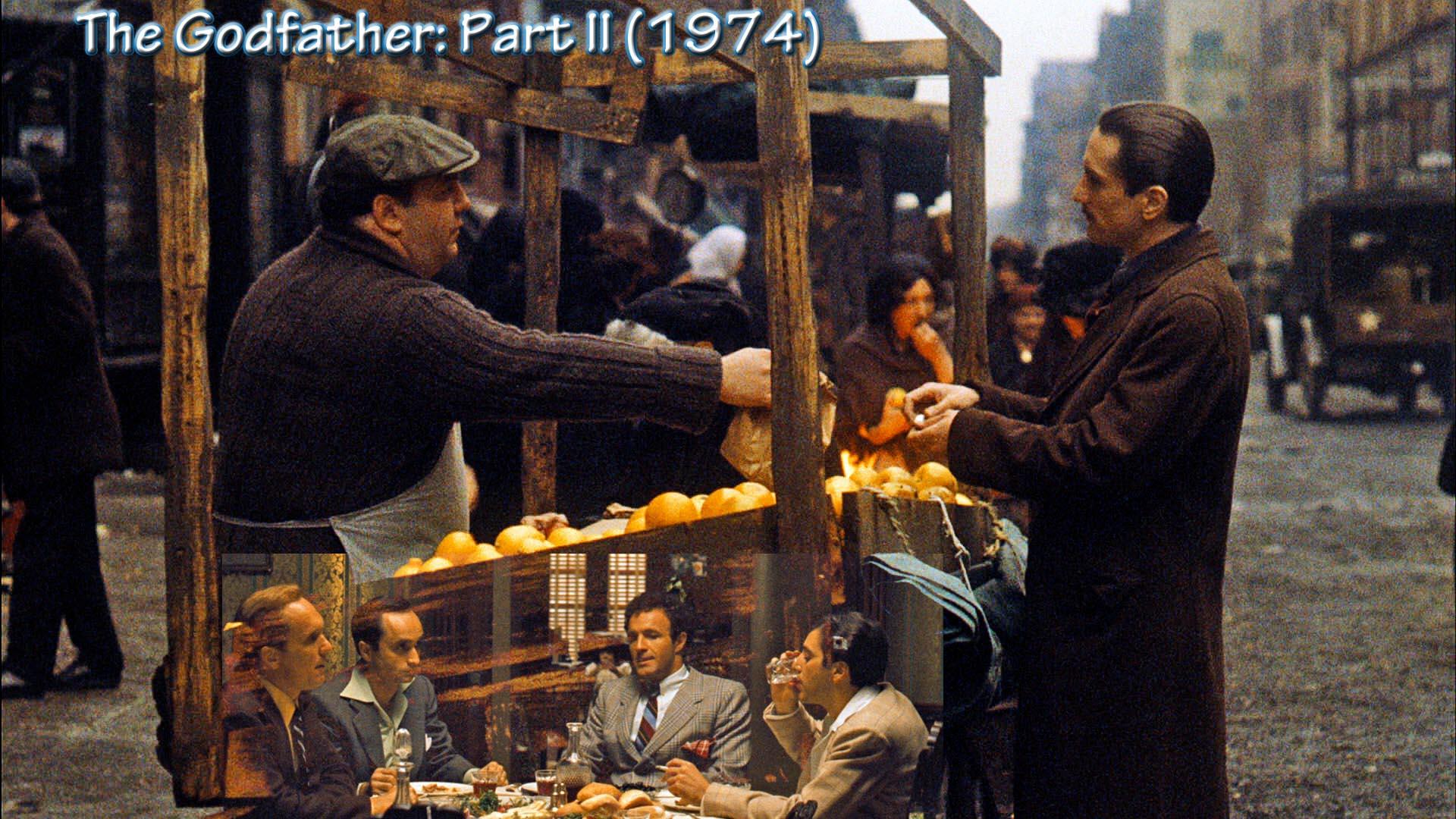 Part Ii - Godfather Market - HD Wallpaper