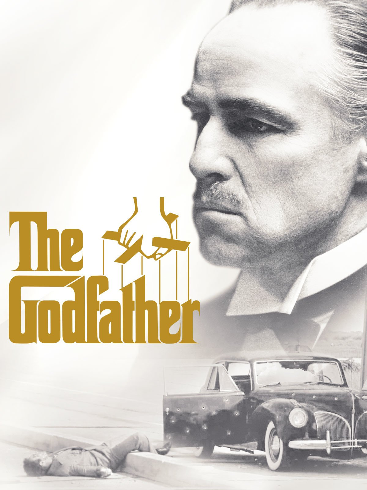 Godfather 1 Movie Poster - HD Wallpaper