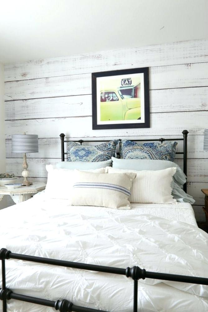 Gray Bedroom Wall Decor How To Make Customized Printed - Bedroom Accent Wall Murals - HD Wallpaper