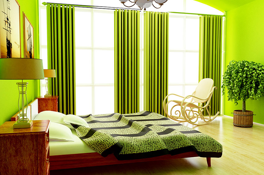 Curtains For Lemon Green Walls 850x565 Wallpaper Teahub Io