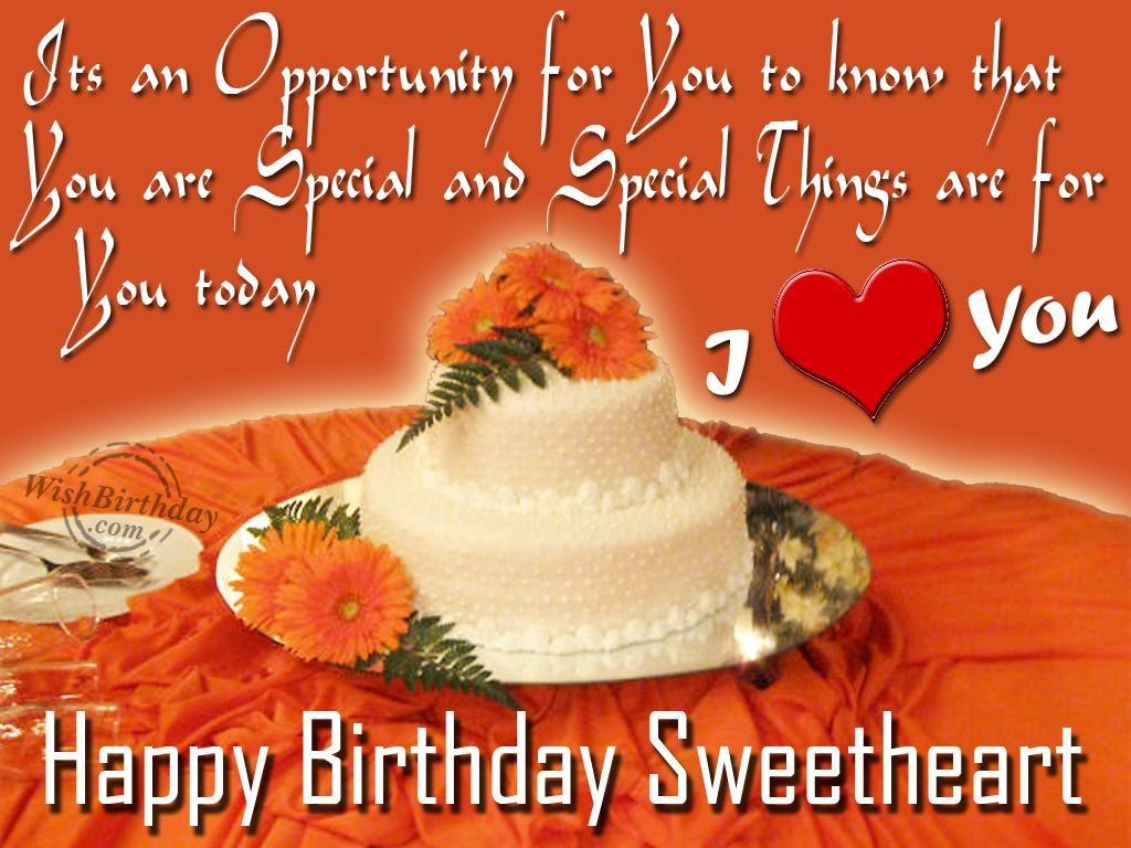 Happy Birthday Hd Pics Wallpapers For Girlfriend Romantic Birthday Love Messages 1024x768 Wallpaper Teahub Io