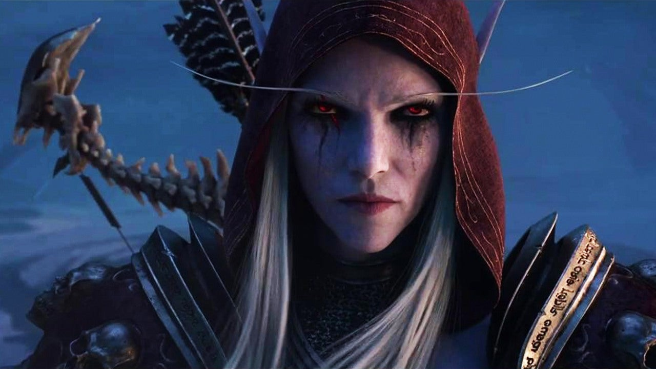 World Of Warcraft Shadowlands Sylvanas 1280x720 Wallpaper Teahub Io