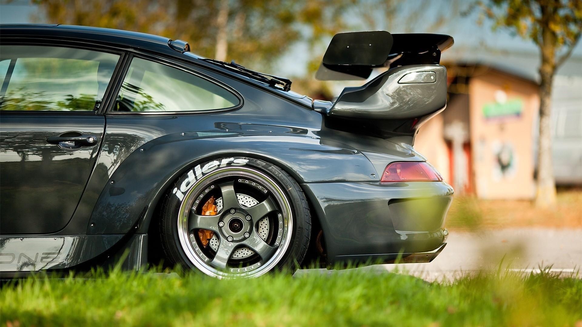 Porsche Euro Tuning Porsche 911 Rauh Welt Begriff Rwb Porsche 930 Wallpaper 4k 1920x1080 Wallpaper Teahub Io