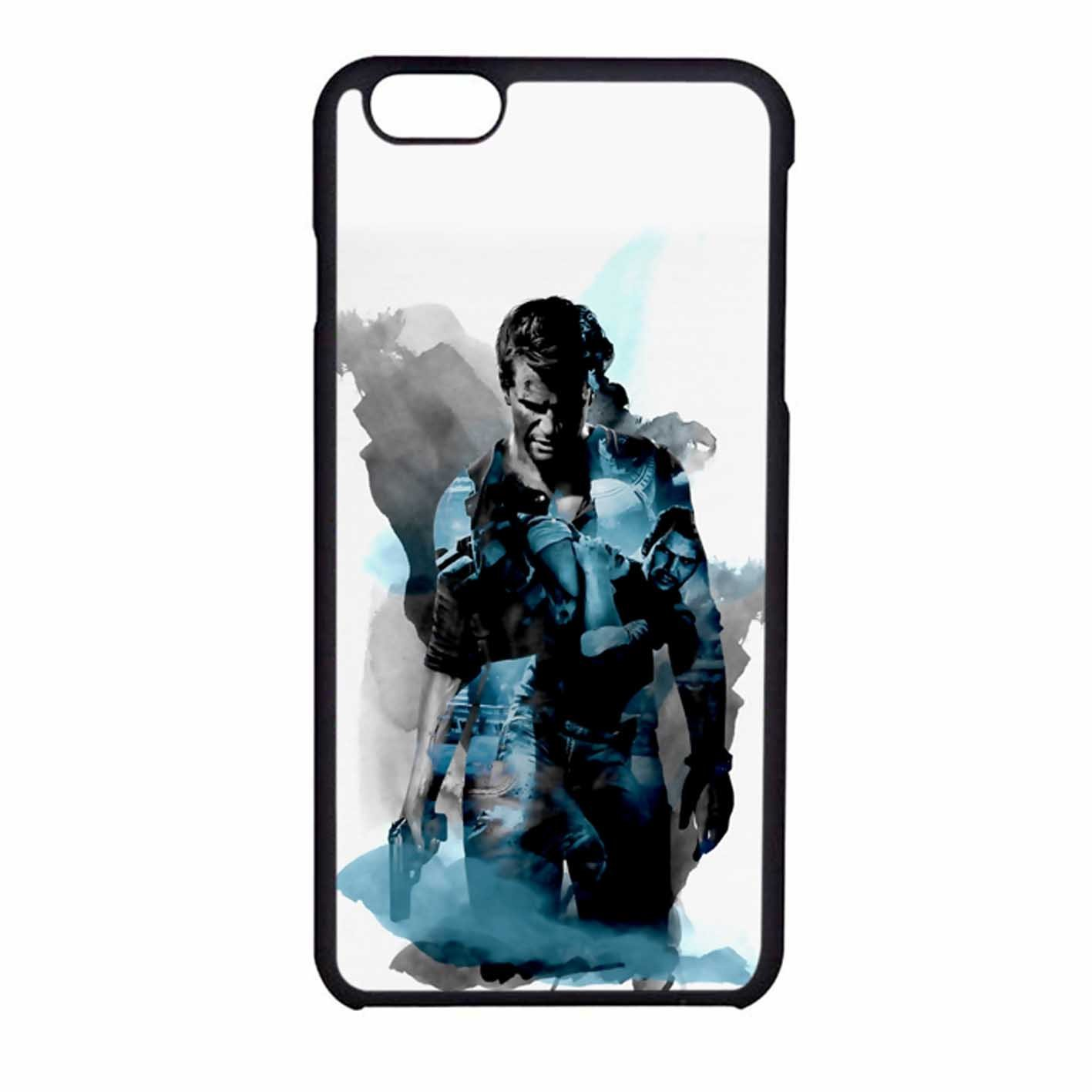 Uncharted 4 Nathan Drake Design For Iphone - Kylie Jenner Cover Iphone - HD Wallpaper