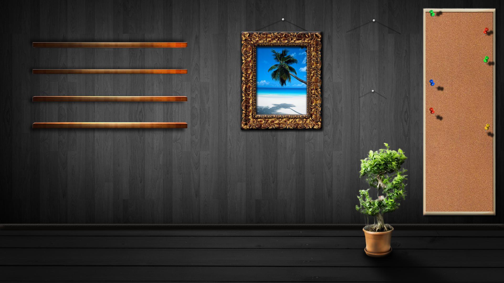 Organized Wallpaper