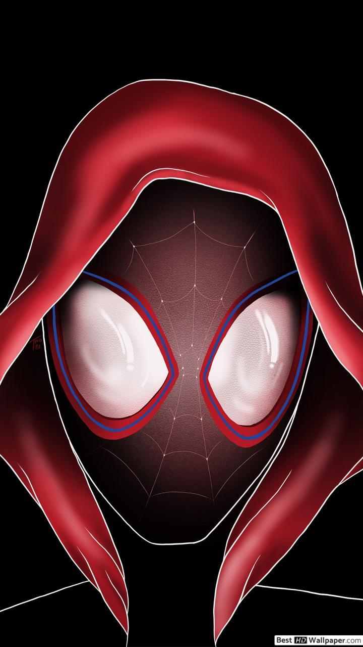 Spiderman Miles Morales Eyes Wallpaper 4k 720x1280 Wallpaper Teahub Io Wallpapers for theme miles morales. spiderman miles morales eyes wallpaper