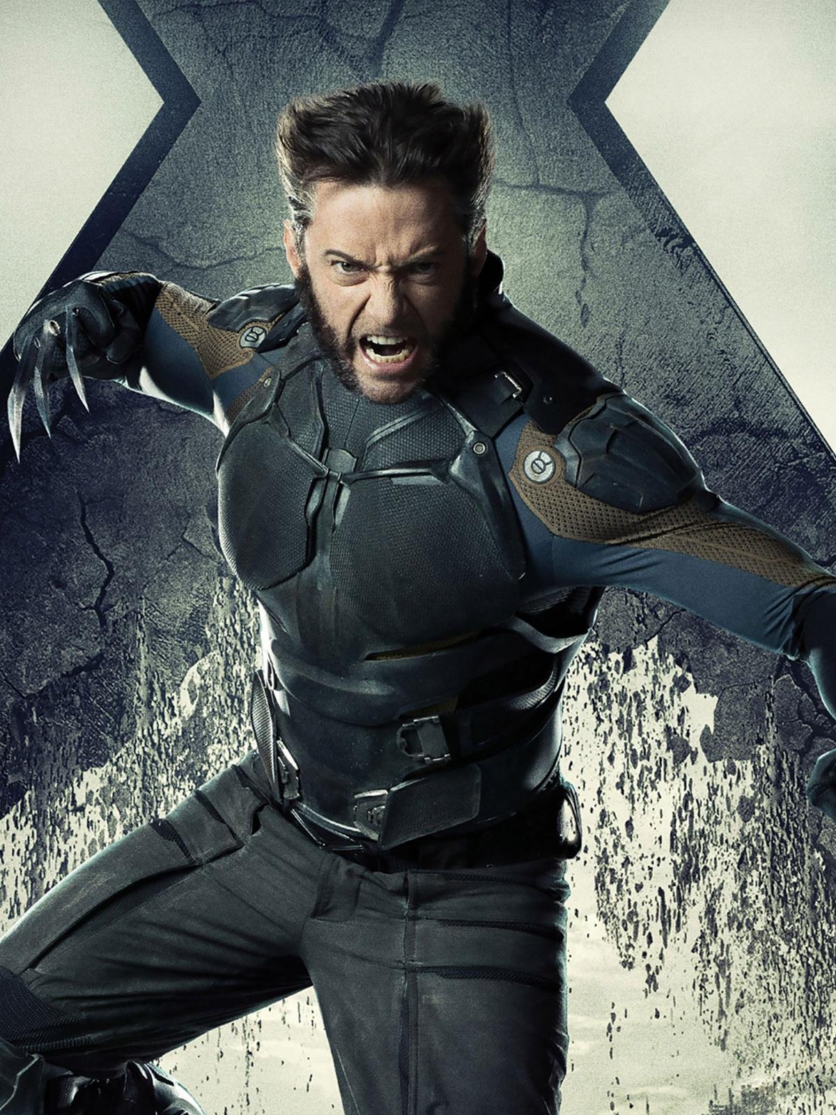 Hugh Jackman X Men Wolverine 1200x1600 Wallpaper Teahub Io