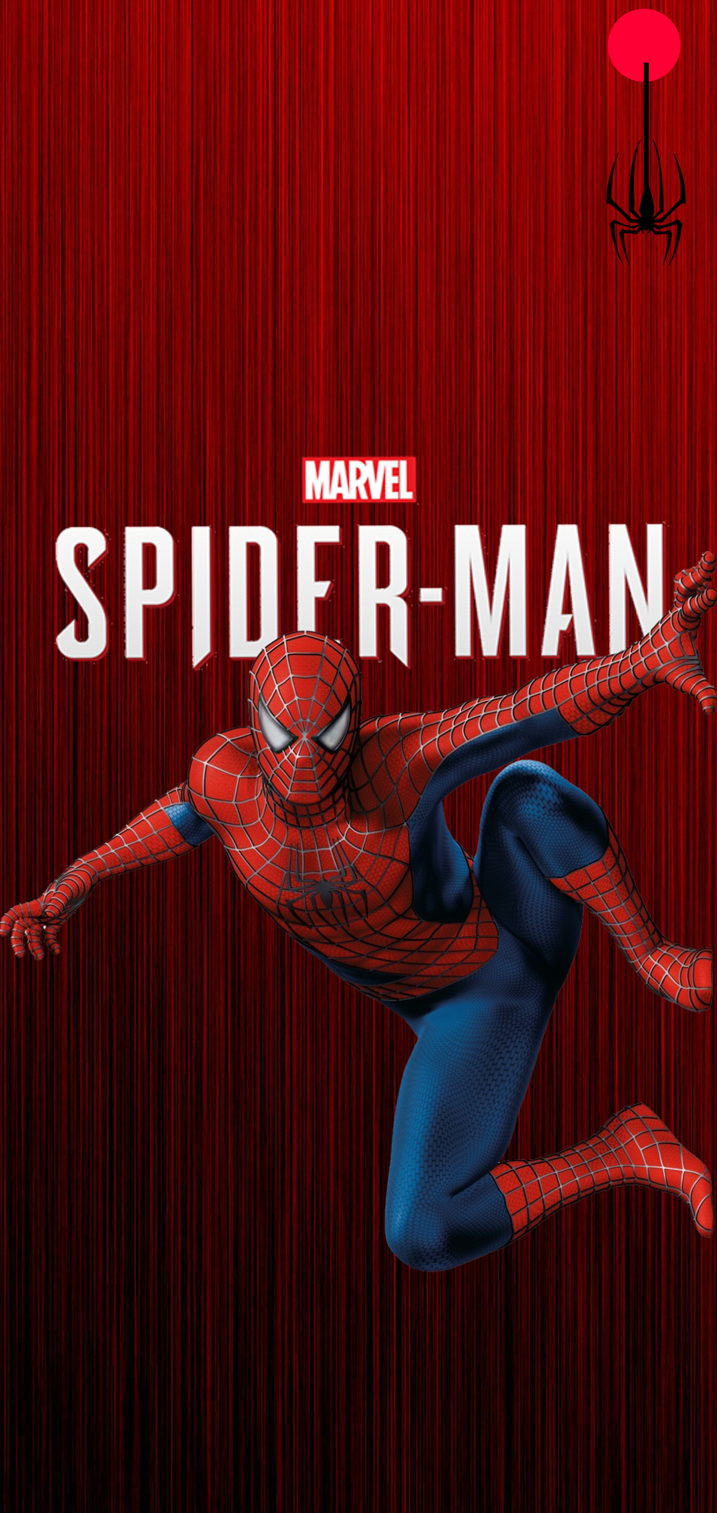 S10 Hole Punch Wallpaper Spider Man 1440x3040 Wallpaper Teahub Io