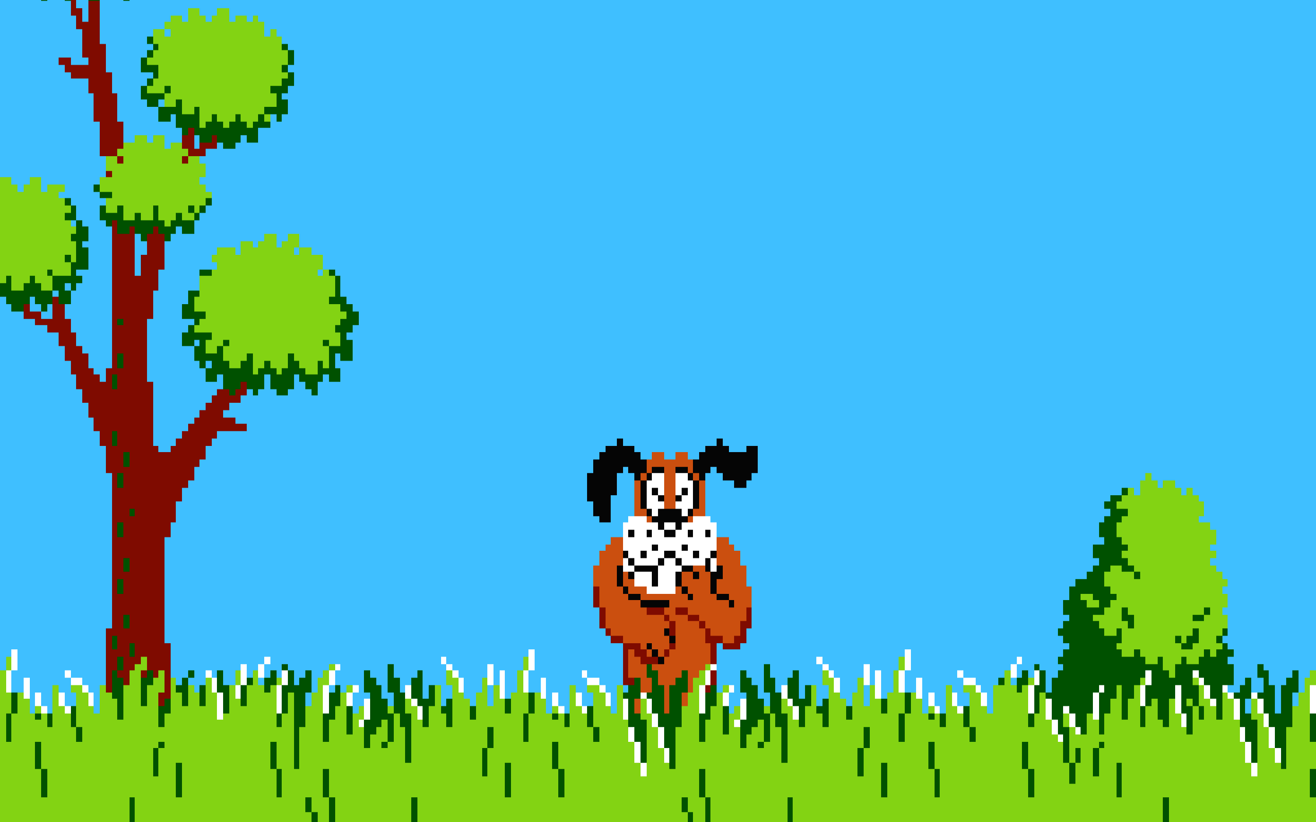 Duck Hunting Backgrounds Png - Duck Hunt - HD Wallpaper