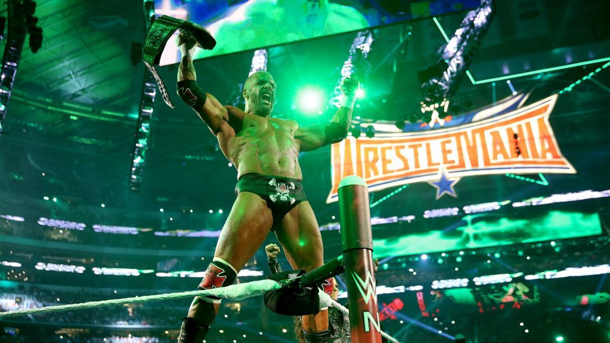 Triple H Entries Wrestlemania 32 - 1200x675 Wallpaper - teahub.io