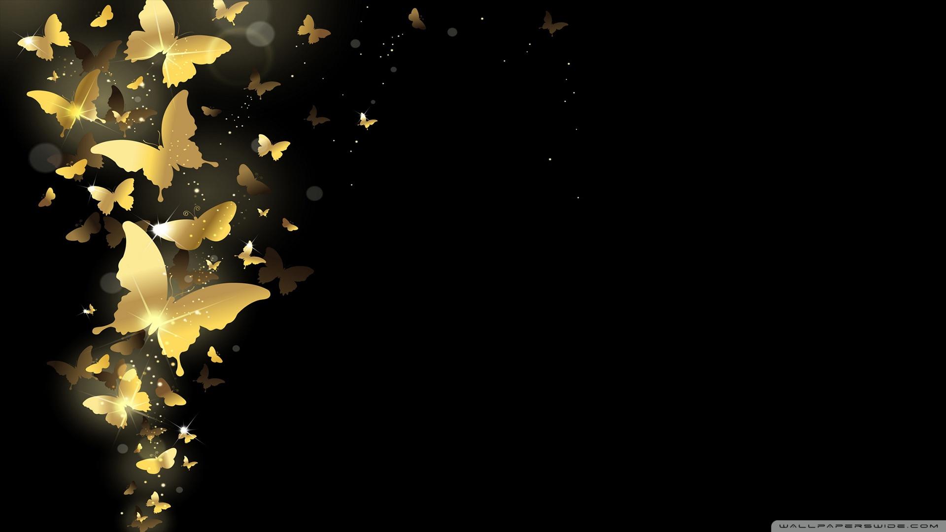 Dark Butterfly Wallpapers Hd 1920x1080 Wallpaper Teahub Io